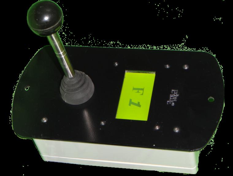 Transparent Speedometer rotated