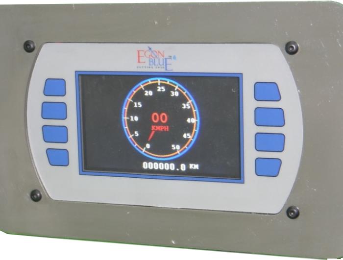 speedometer transparent