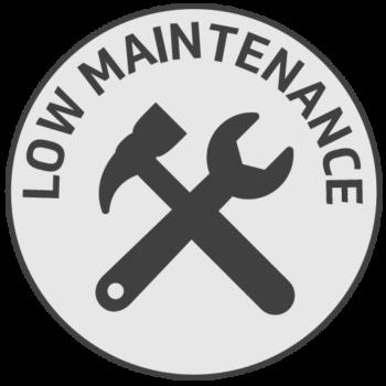 icon-low-maintenance